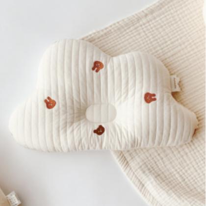 Korea Embroidery Cloud Pillow 雲朵枕頭