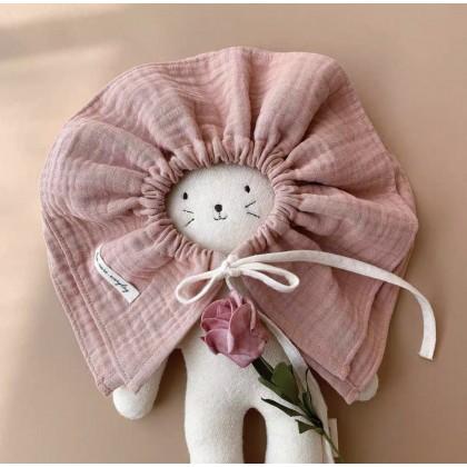 Baby Frill Gauze Bib 嬰兒口水巾