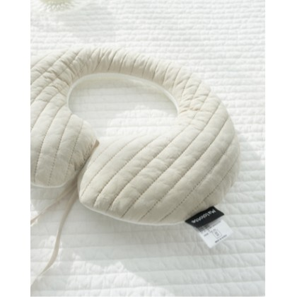 Embroidery Quilted Neck Cushion 脖枕
