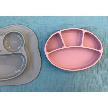 Silicon Suction Tray