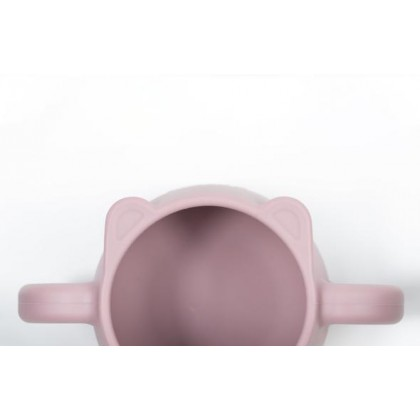 Silicone Bear Cup